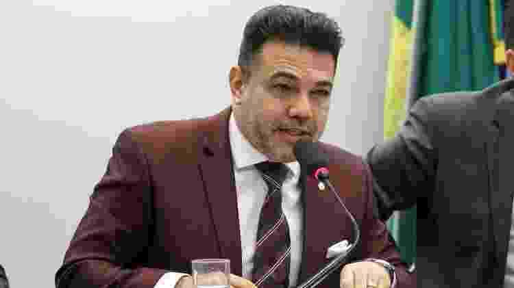 O deputado federal Marco Feliciano (Pode-SP) - Vinicius Loures/Câmara dos Deputados