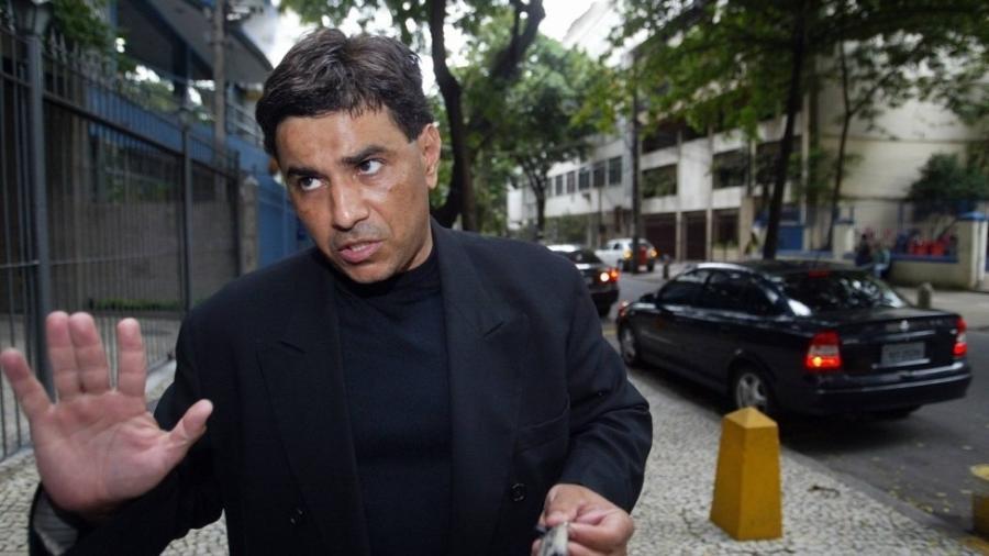 Delegado federal Hélio Khristian em foto de março de 2005 - Márcia Foletto/Agência O Globo