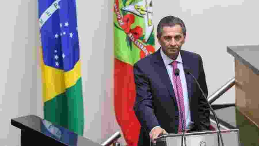 Deputado Julio Garcia (PSD) - Reprodução/Alesc