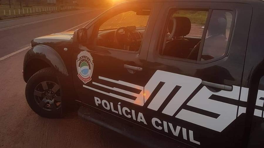 Ação aconteceu na Aldeia Jaguapiru, reserva indígena que fica na cidade de Dourados (MS) - Polícia Civil do MS/Divulgação