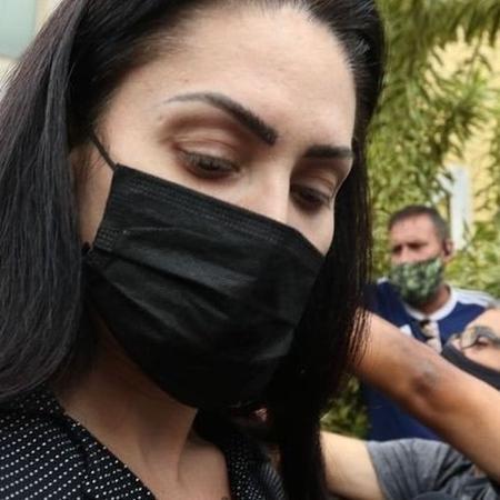 """Ao comentar possível novo depoimento de Monique, Antenor Lopes disse que """"nada indica que ela estava sob coação"""" em primeiras declarações  - Tania Rego/Agência Brasil"""