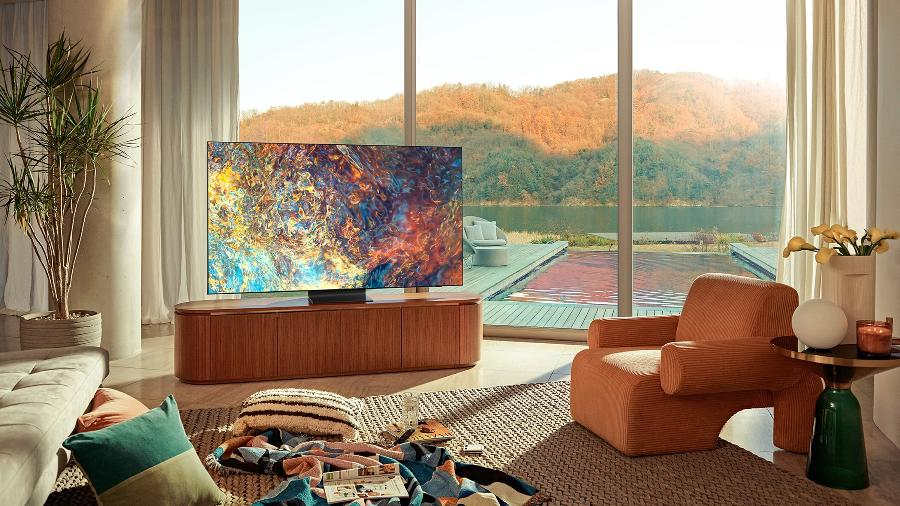 TV Samsung Neo QLED - Divulgação