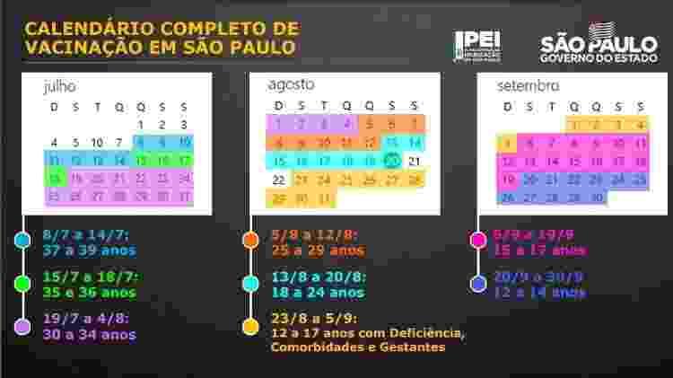 calendario - Reprodução - Reprodução
