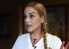 """""""Agora os que me perseguem vão cuidar de mim?"""", diz a mulher de Leopoldo López - JUAN BARRETO/AFP"""