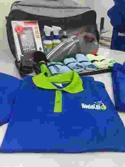 Franquia Koala Car. Rede atua na área de lavagem a seco de automóveis - Divulgação