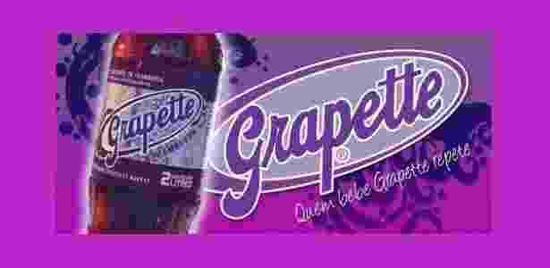 Grapette 1 - Divulgação - Divulgação