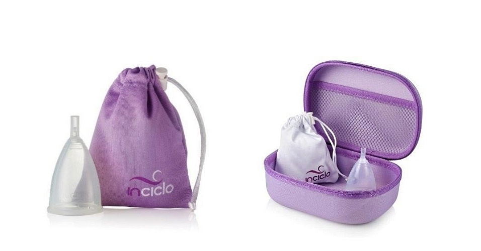 A InCiclo, que fabrica e vende coletores menstruais, foi criada pela administradora de empresas Mariana Betioli, 36