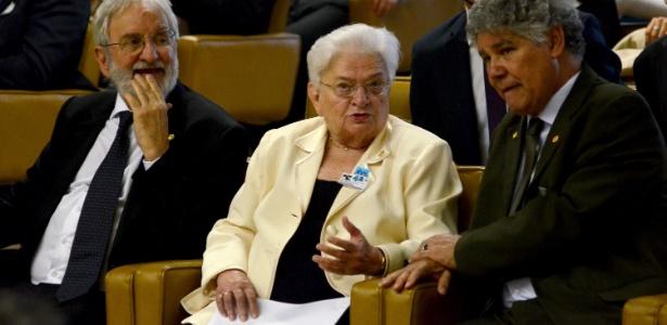 A decisão beneficia Erundina (PSOL-SP). Em 3º lugar nas pesquisas em SP ela ficou fora do primeiro debate da Band