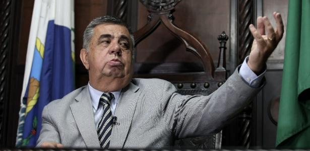 Deputado estadual Jorge Picciani (PMDB-RJ), presidente da Alerj - Júlio César Guimarães/UOL