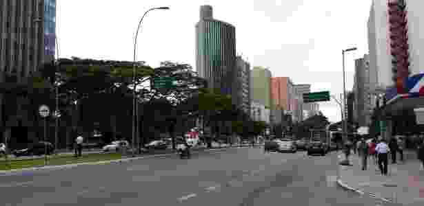 Foto tirada com a câmera principal do Galaxy A9 - Márcio Padrão/UOL - Márcio Padrão/UOL