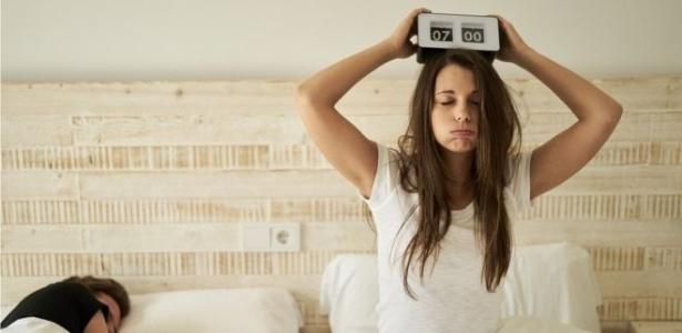 Não é só dormir pouco que traz problemas de saúde