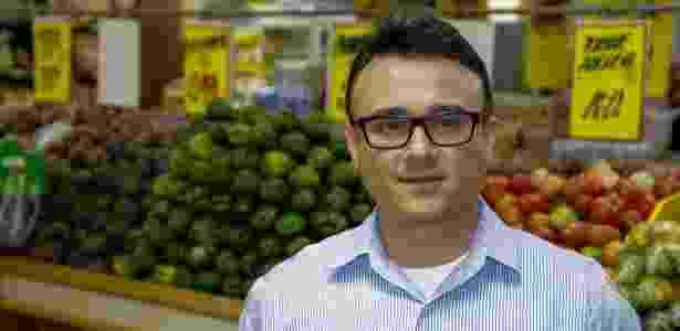 Ivo Moura troca vale-compras do seu supermercado por produtos de outras empresas - Divulgação