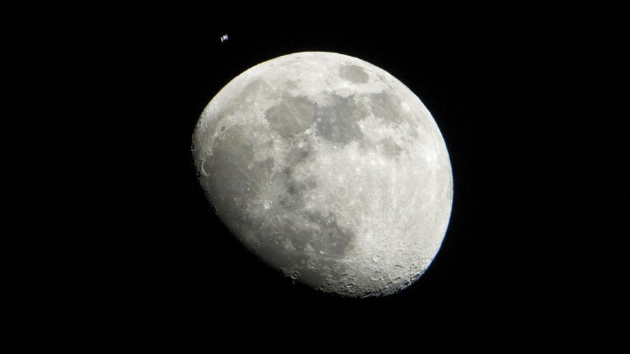 Nasa pretende levar humanos para a Lua até 2024 - Nasa/AFP