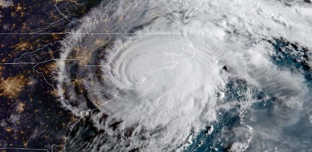 HO/NOAA/AFP
