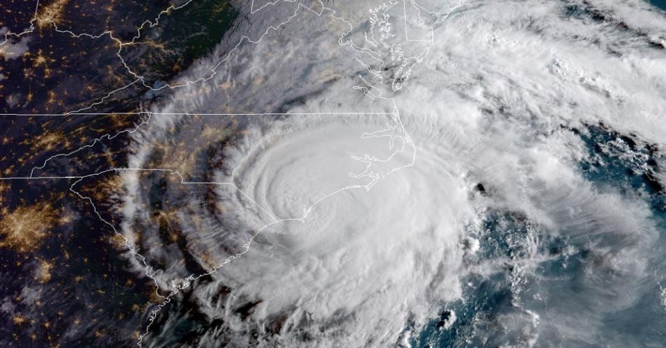 Com aquecimento global, furacões devem ser mais frequentes, diz estudo