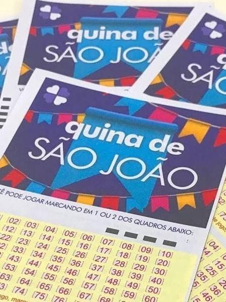 Quina de São João: veja os números sorteados