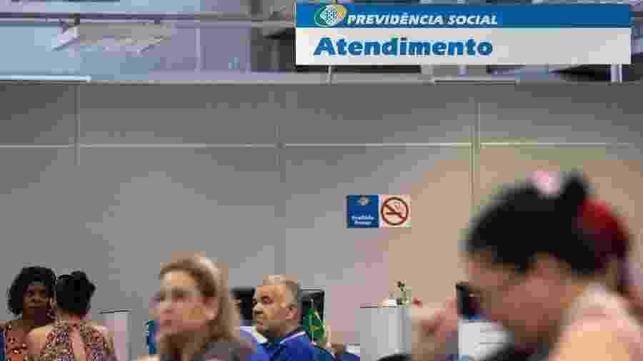 Previsão era retomar atendimento presencial em 13 de julho - Bruno Rocha/Fotoarena/Estadão Conteúdo