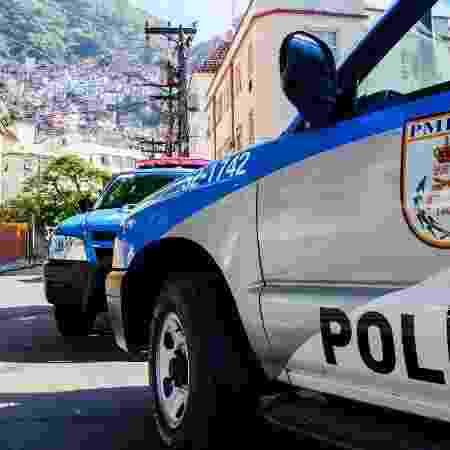 Tiroteios no Rio de Janeiro cresceram durante período de isolamento por conta da pandemia de covid-19 - Getty Images