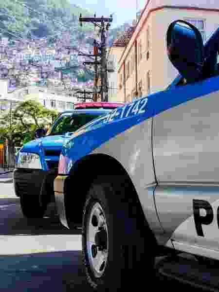 Polícia Militar do Rio - Getty Images