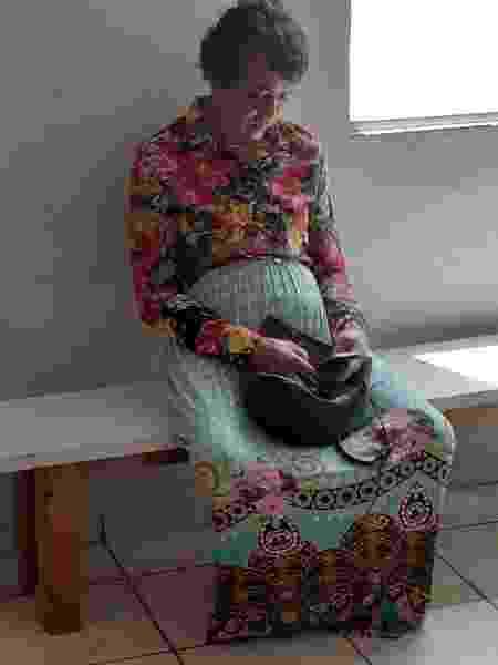Homem se veste de mulher, finge ser a mãe em exame no Detran e é preso em Rondônia - Divulgação/Polícia Militar de Rondônia