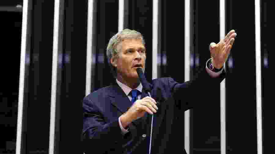 """""""Bolsonaro odeia o meio ambiente, odeia os ecologistas, odeia quem se preocupa com o assunto"""", disse o ex-deputado federal à RFI - Gustavo Lima/Câmara dos Deputados"""