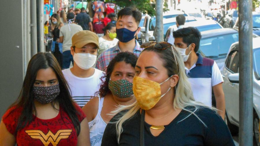 Movimentação das ruas de São Paulo durante a pandemia do novo coronavírus - Cesar Conventi / Estadão Conteúdo