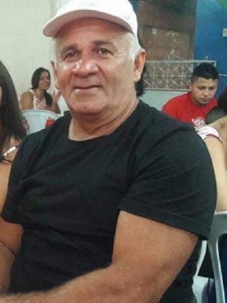 O pedreiro Francisco Paulo de Carvalho, de 57 anos, morreu após ser baleado durante um confronto entre policiais militares e criminosos no Rio de Janeiro - Arquivo pessoal