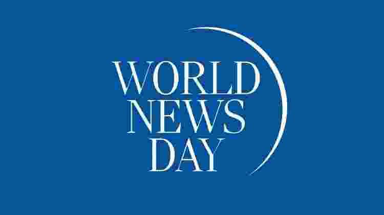 UOL participa do projeto mundial World News Day, junto com cerca de 100 veículos de comunicação, nesta segunda-feira (28) - Divulgação/WND - Divulgação/WND