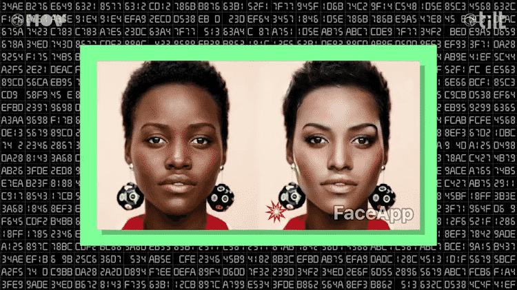 Imagem representativa vídeo Tilt Mov racismo  - Reprodução - Reprodução