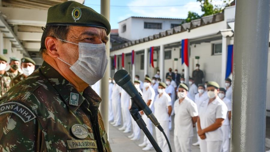General Paulo Sergio Nogueira: Bolsonaro teve que engolir o novo comandante do Exército indicado pelo Alto Comando - Reprodução/ Redes sociais