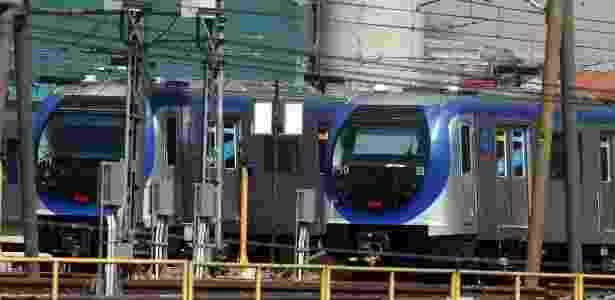 metrô, CAF, são paulo, sp, cptm, cartel, trens, siemens - Felipe Rau/Estadão Conteúdo  - Felipe Rau/Estadão Conteúdo