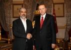 Nova diplomacia do gás induz mudanças no leste do Mediterrâneo - Kayhan Ozer/Presidential Palace/Reuters