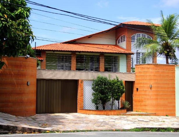 Residência de Waldir Maranhão (PP-MA), presidente interino da Câmara, no bairro Olho D'água, região nobre de São Luís