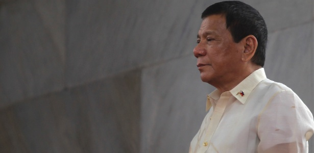 O presidente filipino, Rodrigo Duterte - Samrang Pring/ Reuters