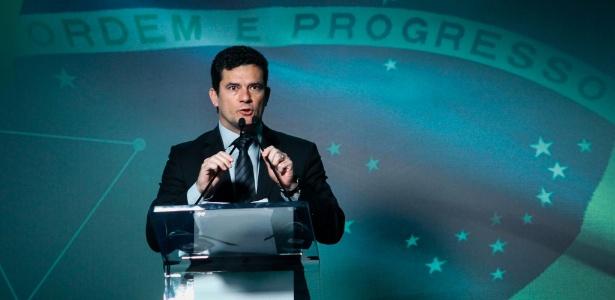Moro é o juiz responsável pela Lava Jato na primeira instância - Aloisio Mauricio/Fotoarena/Estadão Conteúdo