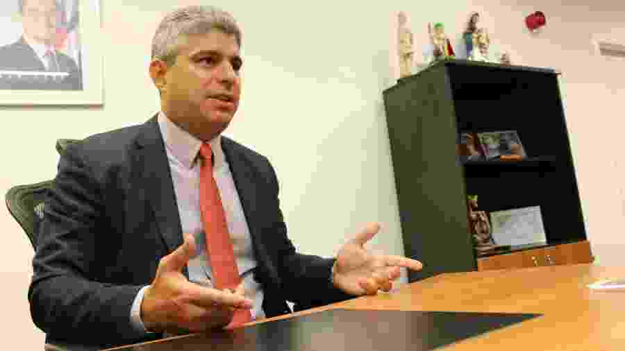Maurício Barbosa, secretário de Segurança Pública da Bahia. Explicações são insuficientes - Alberto Maraux - Ascom SSP