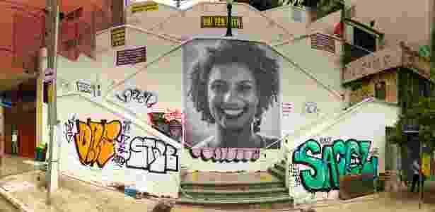 A vereadora Marielle Franco (PSOL), assassinada no centro do Rio, foi assessora da CPI - Marcelo D. Sants/FramePhoto/Estadão Conteúdo