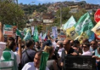 Ciro volta a associar Bolsonaro a Hitler e se compara a líder antinazista - Luciana Amaral/UOL