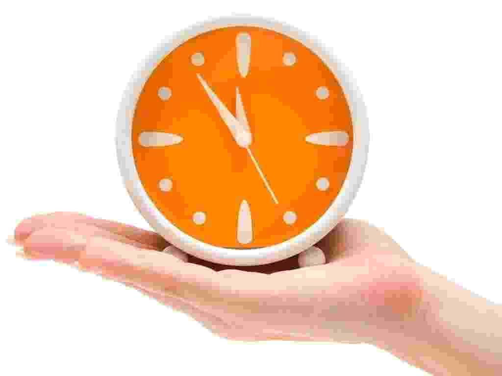 relógio, contagem regressiva, tempo, alarme, despertador - Shutterstock