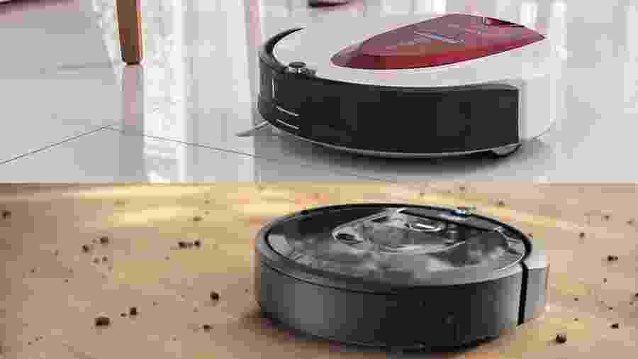 Housekeeper Pro e iRobot Roomba i7+: robôs que dão uma mão na limpeza - Reprodução