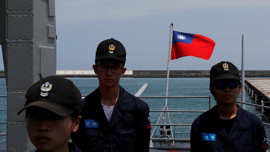 China nunca descartou uso de força para reintegrar Taiwan; exercícios militares do país continental são constantes -