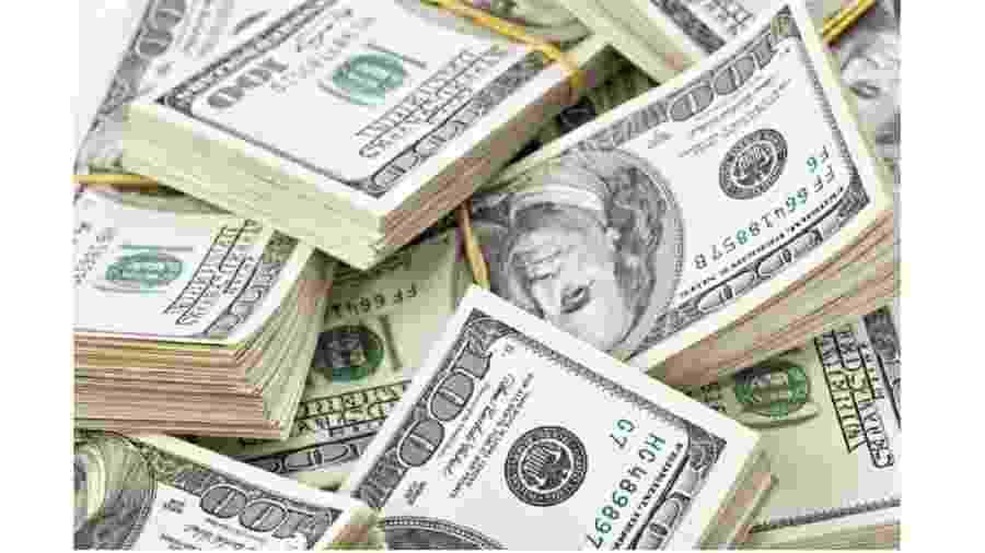Saída de dólar supera entrada em US$ 24,524  bi no ano até 24 de dezembro, diz BC - Reprodução