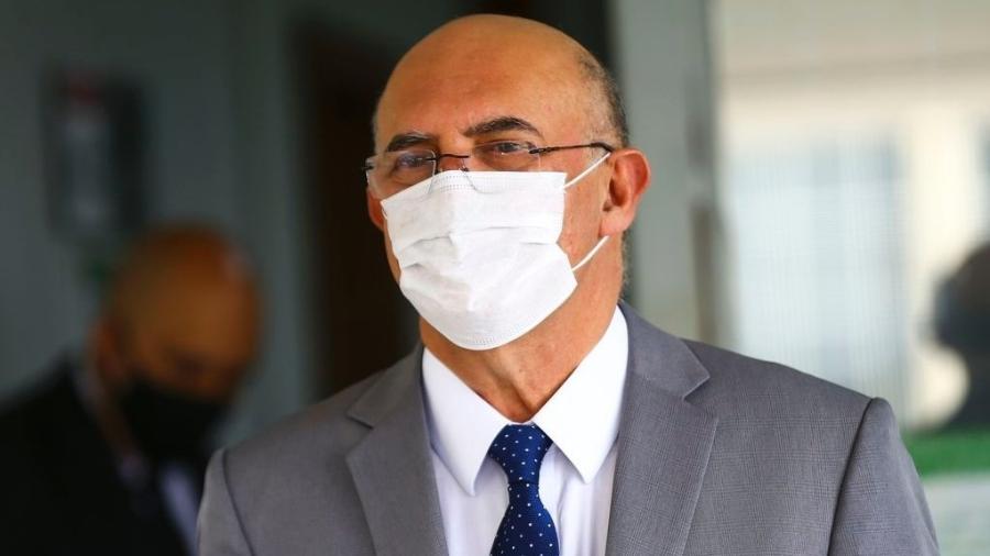 Ribeiro não explicou os motivos da saída e disse apenas que em breve divulgará seu substituto - Marcelo Camargo/Agência Brasil