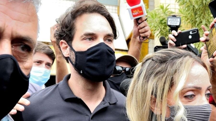 O vereador Dr. Jairinho (foto) e sua namorada, Monique Medeiros, são investigados pela morte do menino Henry Borel Medeiros, de 4 anos - Tania Rego/Agência Brasil