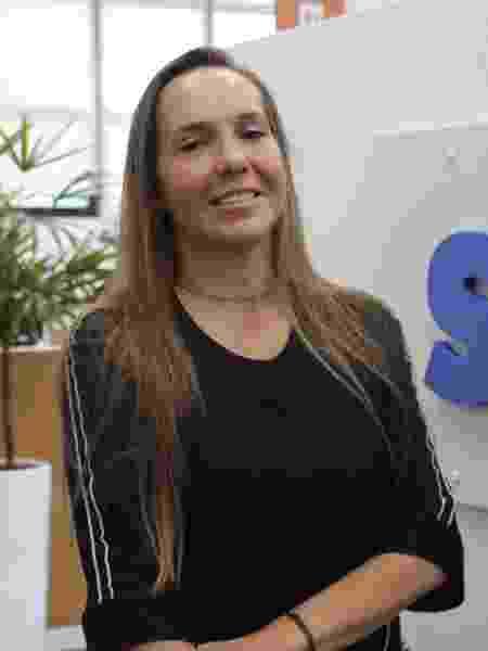 Priscilla Cotti, diretora de RH da Sandoz - Acervo pessoal - Acervo pessoal