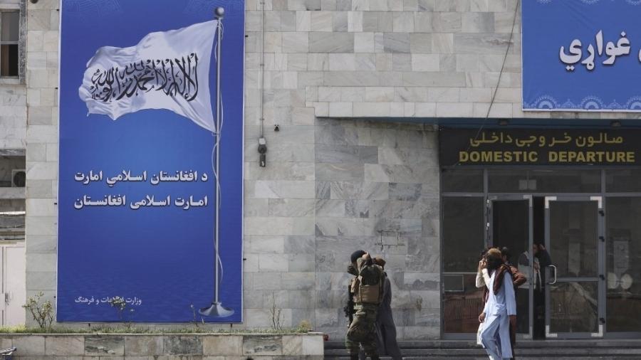 Explosão aconteceu em Asadabad, capital da província de Kunar - Karim Sahib/AFP