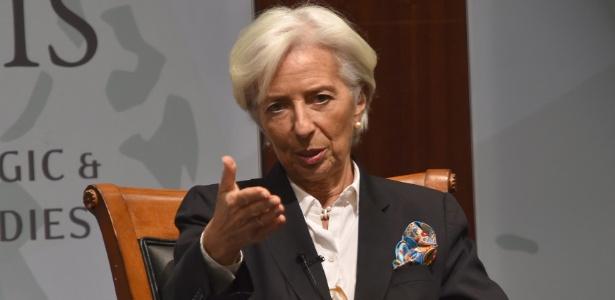 Extensão do estrago vai depender dos governos, indicou Lagarde, do FMI - Nicholas Kamm - 7.mar.2017/AFP