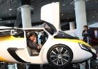 Conheça o último modelo do carro voador da AeroMobil - Valery Hache/AFP