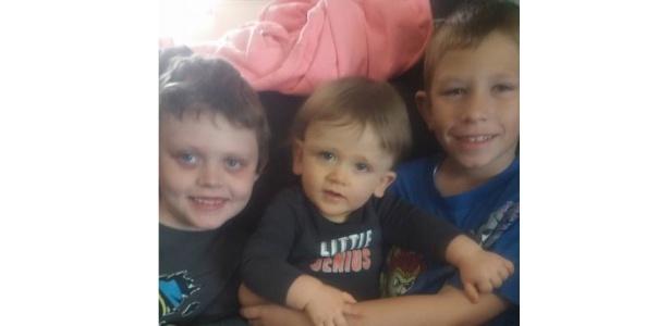 Jacob O?Connor salvou o irmão Dylan, de apenas dois anos - Reprodução/Facebook