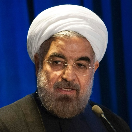26.set.2013 - Presidente iraniano Hassan Rohani - Keith Bedford/Reuter
